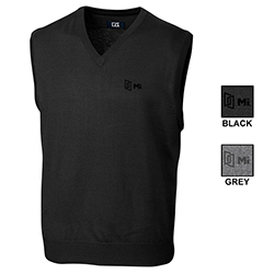 MEN'S V-NECK SWEATER VEST